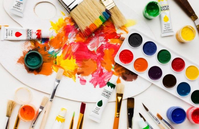 Comment enlever une tache de peinture incrustée facilement